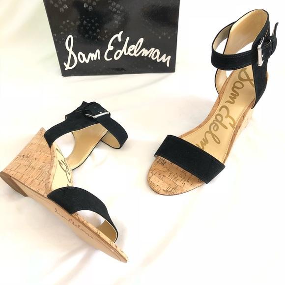 216780b1b1764f Sam Edelman Willow Wedge Sandals